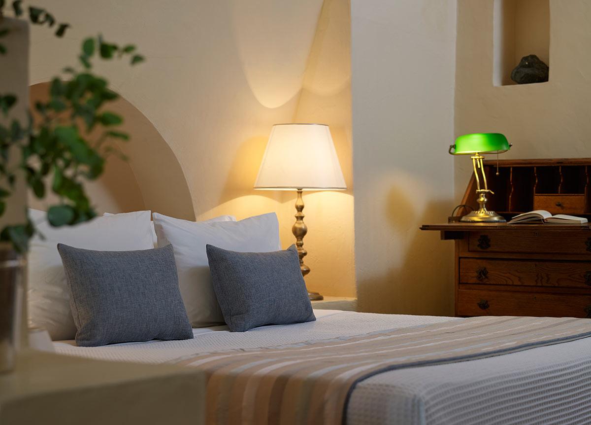 Classic Double Room Zannos Melathron Luxury Hotel In