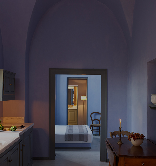 ROOMS & SUITES PURE AEGEAN COMFORT